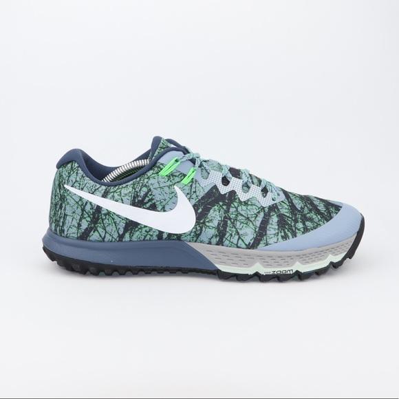 3a45b968b10 NEW Nike Air Zoom Terra Kiger 4 Trail Running Mens